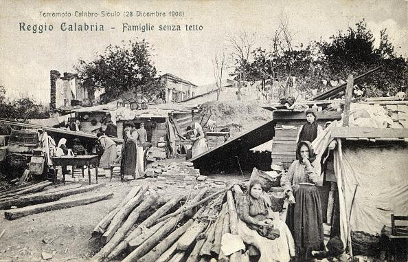 Fototeca Storica Nazionale「CALABRO-SICILIAN EARTHQUAKE」:写真・画像(0)[壁紙.com]