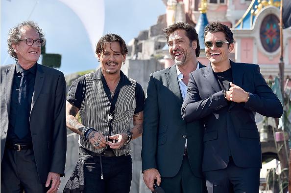 オーランド・ブルーム「European Premiere of Pirates of the Caribbean: Salazar's Revenge」:写真・画像(16)[壁紙.com]