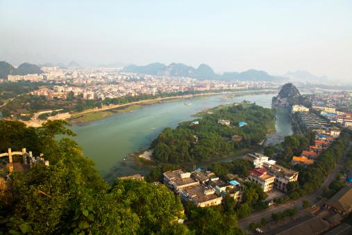 桂林山水「'Lijiang,Guilin,Guangxi,China'」:スマホ壁紙(16)