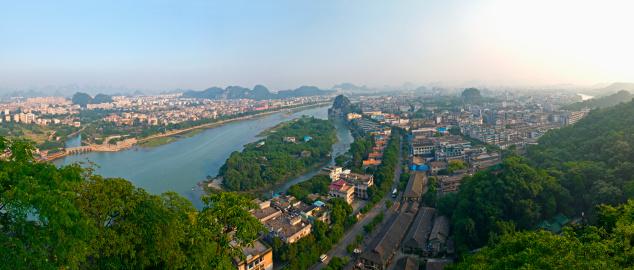桂林山水「'Lijiang,Guilin,Guangxi,China'」:スマホ壁紙(19)