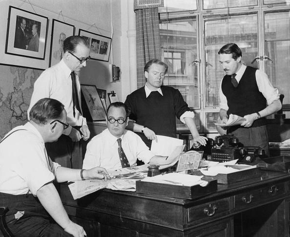 1949「Fleet Street Office」:写真・画像(10)[壁紙.com]