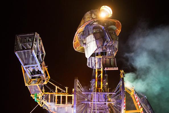 Cultures「Press Preview Of The Man Engine Resurrection Tour at Geevor Tin Mine」:写真・画像(18)[壁紙.com]
