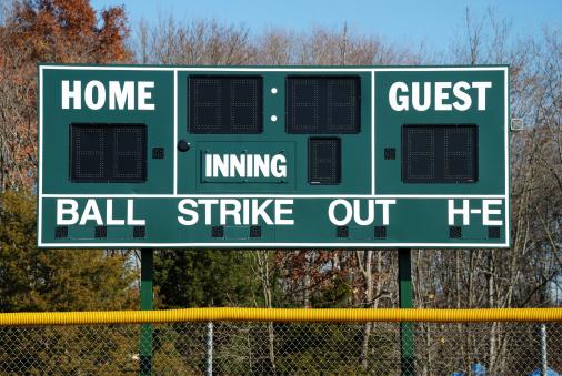 Scoreboard「Baseball Scoreboard」:スマホ壁紙(12)