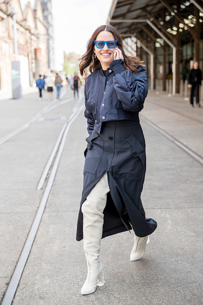 Australian Fashion Week「Street Style - Mercedes-Benz Fashion Week Australia 2017」:写真・画像(15)[壁紙.com]