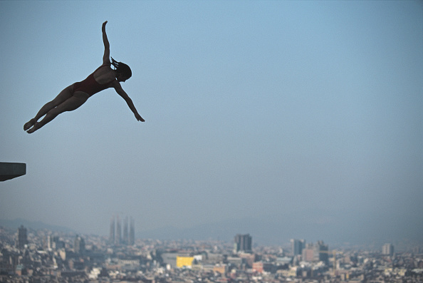 Sagrada Familia - Barcelona「Diving」:写真・画像(3)[壁紙.com]