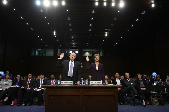 Hart Senate Office Building「Senate Holds Hearing On Russian Interference In U.S. Election」:写真・画像(15)[壁紙.com]