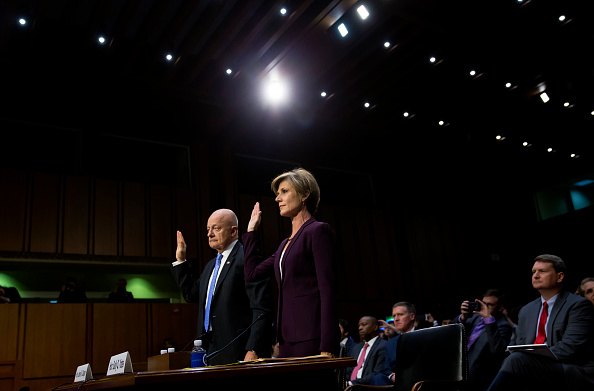 Hart Senate Office Building「Senate Holds Hearing On Russian Interference In U.S. Election」:写真・画像(12)[壁紙.com]