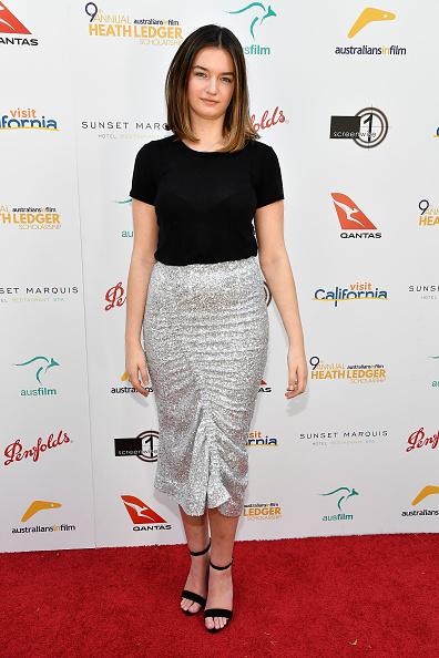 年次イベント「The 9th Annual Australians In Film Heath Ledger Scholarship Dinner - Red Carpet」:写真・画像(5)[壁紙.com]