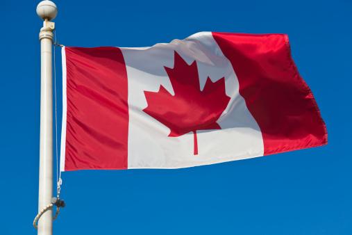 かえでの葉「Canadian Flag」:スマホ壁紙(10)