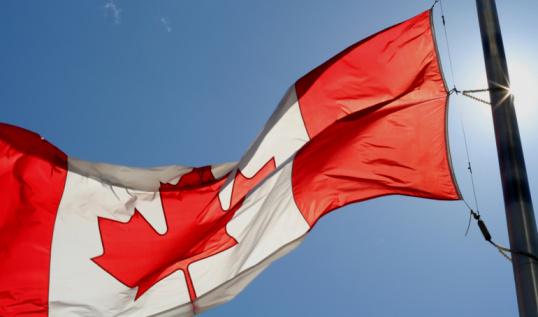 Canada Day「Canadian Flag」:スマホ壁紙(11)