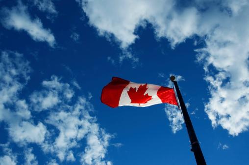 Canada Day「Canadian Flag」:スマホ壁紙(16)