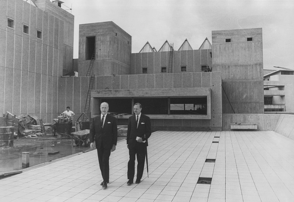 Hayward Gallery「Desmond Plummer And Geoffrey Horsfall」:写真・画像(1)[壁紙.com]