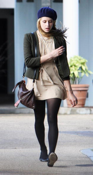 Beret「Peaches Geldof Leaves Her London Home」:写真・画像(13)[壁紙.com]