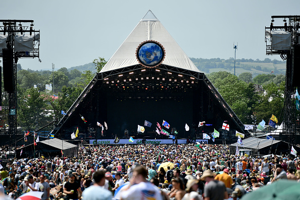 Crowd「Glastonbury Festival 2019 - Day Three」:写真・画像(7)[壁紙.com]