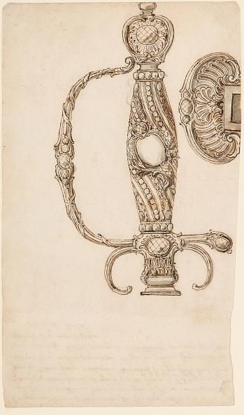 Ornate「Set Of Four Designs For Smallswords」:写真・画像(19)[壁紙.com]