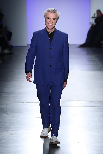 Chelsea Piers「The Blue Jacket Fashion Show At NYFW」:写真・画像(10)[壁紙.com]