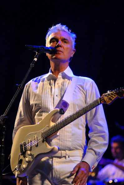 Martyn Goodacre「David Byrne Big Chill Festival 2009」:写真・画像(6)[壁紙.com]