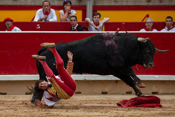 Heart「Day 2 - San Fermin Running of the Bulls 2018」:写真・画像(15)[壁紙.com]