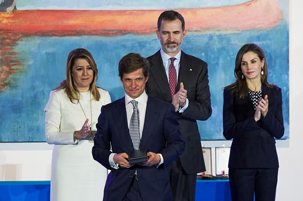El Juli「Spanish Royals Deliver The Golden Medals To The Merit In Fine Arts 2016」:写真・画像(18)[壁紙.com]