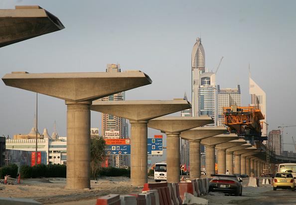 Dubai「The Growing Economy of Dubai」:写真・画像(16)[壁紙.com]