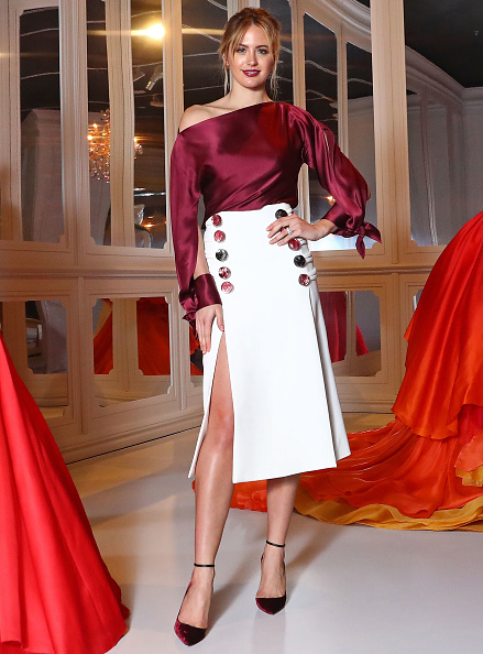 Midi Skirt「The House of Dior: Seventy Years of Haute Couture Media Preview」:写真・画像(12)[壁紙.com]