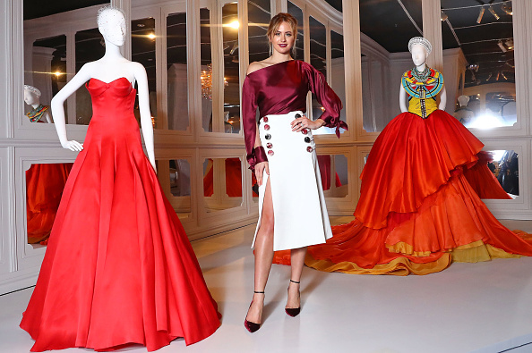 1人「The House of Dior: Seventy Years of Haute Couture Media Preview」:写真・画像(7)[壁紙.com]