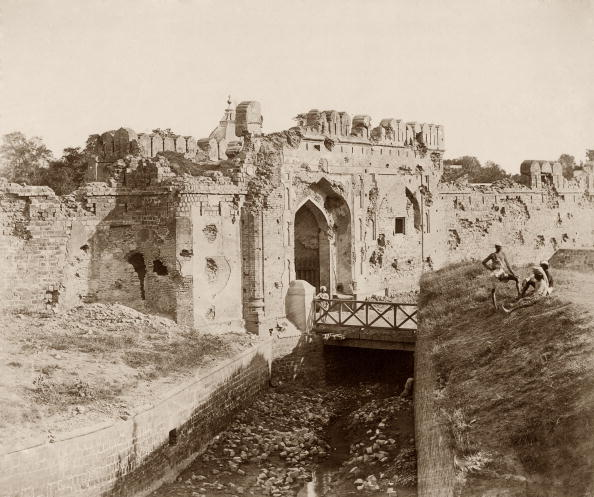Wall - Building Feature「Kashmir Gate」:写真・画像(17)[壁紙.com]