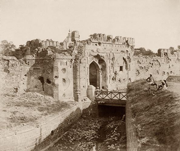 Delhi「Kashmir Gate」:写真・画像(0)[壁紙.com]