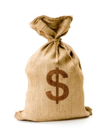 Banking「Money Bag」:スマホ壁紙(14)