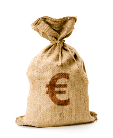 European Union「Money Bag」:スマホ壁紙(7)