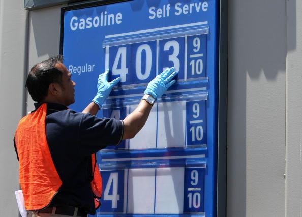 Price「U.S. Gas Prices Hit A New Record At $3.79 A Gallon」:写真・画像(7)[壁紙.com]