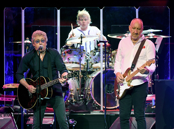 Journey「The Who Kicks Off Las Vegas Residency At Caesars Palace」:写真・画像(17)[壁紙.com]