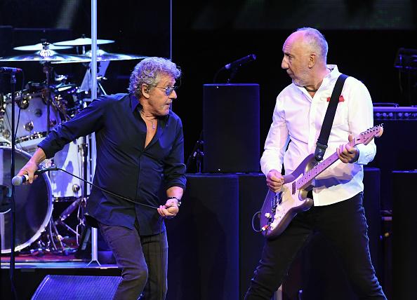 The Who「The Who Kicks Off Las Vegas Residency At Caesars Palace」:写真・画像(12)[壁紙.com]