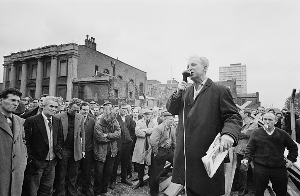 Organized Group「London Dockers' Strike」:写真・画像(0)[壁紙.com]