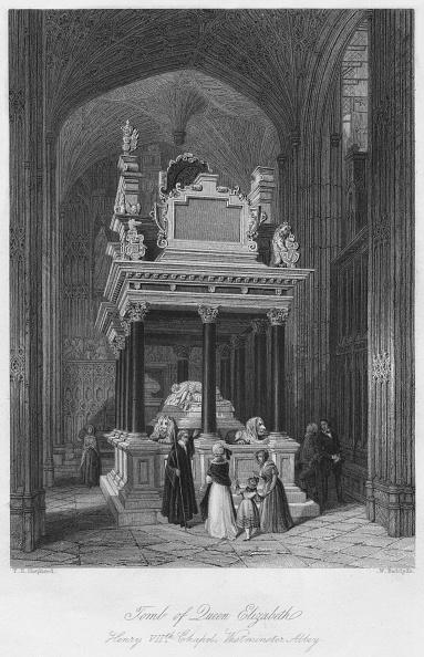 British Royalty「Tomb of Queen Elizabeth: Henry VIIs Chapel, Westminster Abbey」:写真・画像(8)[壁紙.com]