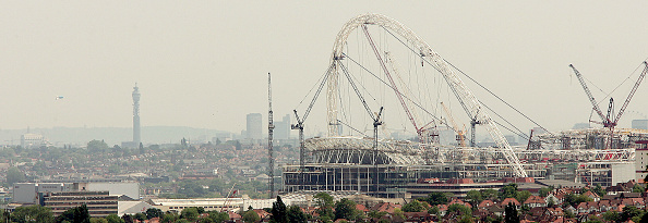 Finance and Economy「Wembley Stadium Builder Faces Large Loss」:写真・画像(19)[壁紙.com]