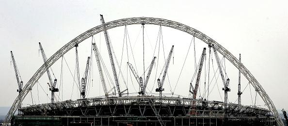 Finance and Economy「Wembley Stadium Builder Faces Large Loss」:写真・画像(18)[壁紙.com]