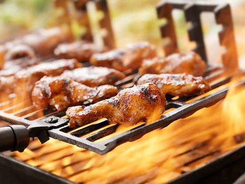 Cast Iron「BBQ Chicken Wings」:スマホ壁紙(12)