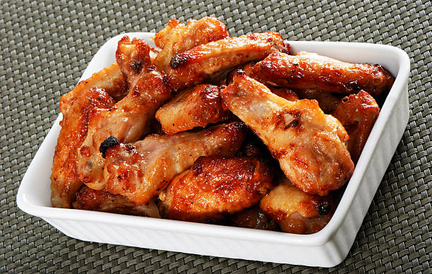 Chicken wings:スマホ壁紙(壁紙.com)