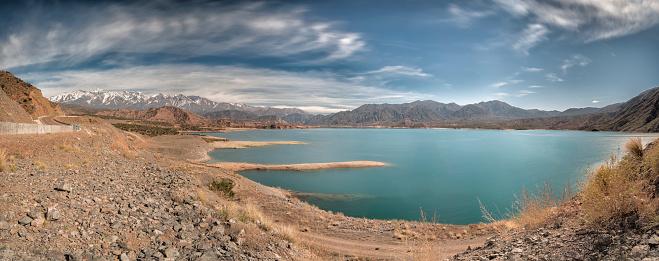 Argentina「Potrerillos Lake, Mendoza - Argentina」:スマホ壁紙(17)