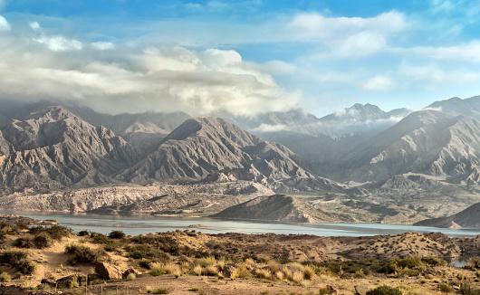 Eco Tourism「Potrerillos dam, Mendoza,Argentina」:スマホ壁紙(11)
