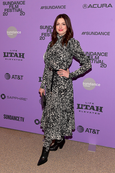 """Sundance Film Festival「2020 Sundance Film Festival - """"The Last Thing He Wanted"""" Premiere」:写真・画像(1)[壁紙.com]"""