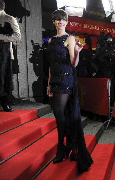Hosiery「'Les Miserables' Premiere - 63rd Berlinale International Film Festival」:写真・画像(19)[壁紙.com]