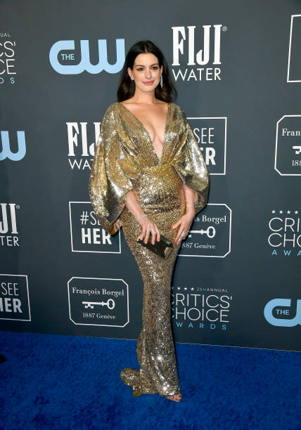 25th Annual Critics' Choice Awards - Arrivals:ニュース(壁紙.com)