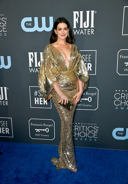 Hand Harness「25th Annual Critics' Choice Awards - Arrivals」:写真・画像(5)[壁紙.com]