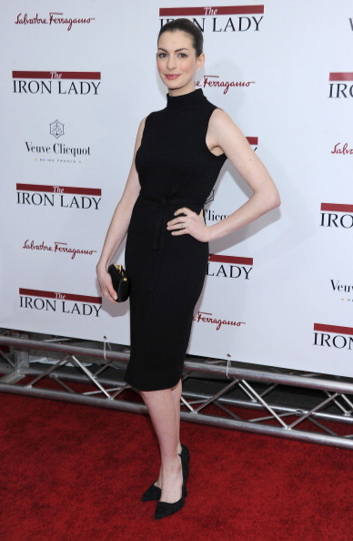 "Pencil Dress「""The Iron Lady"" New York Premiere - Arrivals」:写真・画像(11)[壁紙.com]"