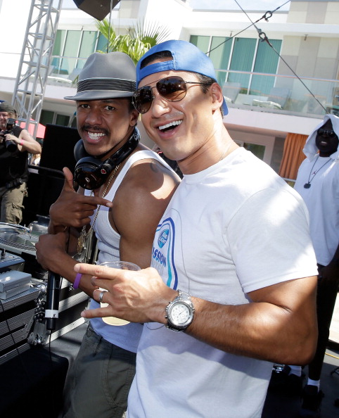 Mario Lopez「Bud Light Presents The Ultimate FIFA World Cup Viewing Party」:写真・画像(5)[壁紙.com]