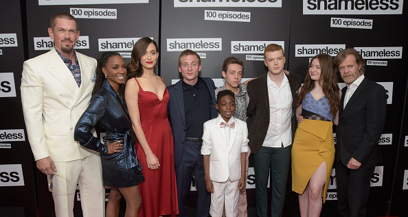 エミー・ロッサム「Showtime's 'Shamelesss' 100 Episode Celebration - Arrivals」:写真・画像(14)[壁紙.com]