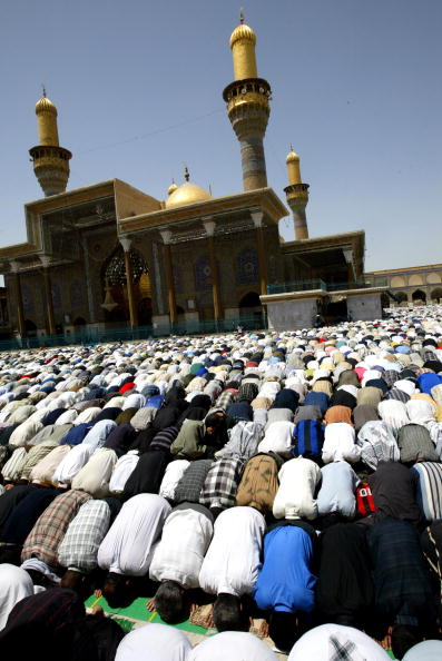 Continuity「Sunnis And Shiias Join Together For Friday Prayers」:写真・画像(12)[壁紙.com]
