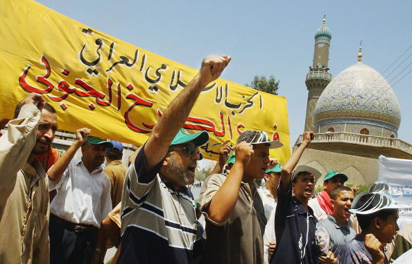 Human Arm「Sunni Muslims Protest Against Alleged Prison Abuses」:写真・画像(13)[壁紙.com]